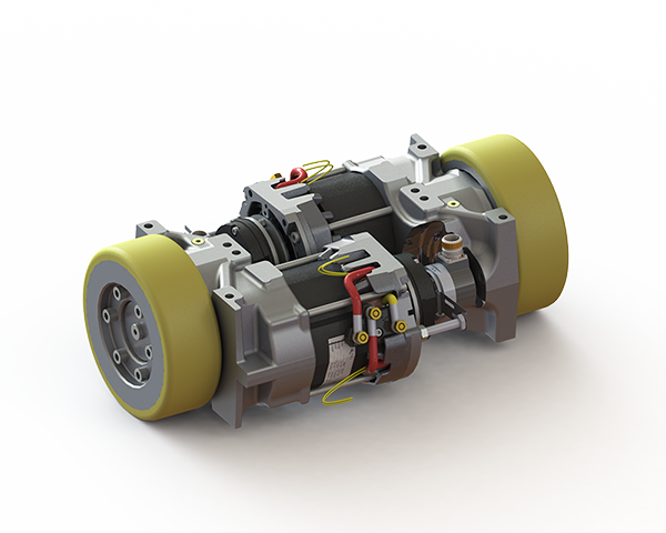 Antriebssysteme für Elektrofahrzeuge   Tekno MP srl